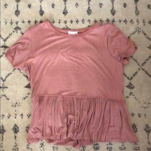 NWT Tillys cute t shirt